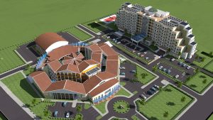 university of JOS. CBN INTERVENTION PROJECT